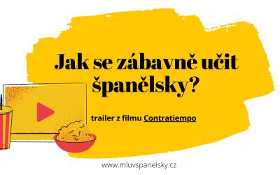 Jak se zábavně učit španělsky? Trailer z filmu Contratiempo